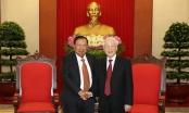 Giữ gìn, vun đắp quan hệ hữu nghị truyền thống, đoàn kết đặc biệt và hợp tác toàn diện Việt Nam-Lào