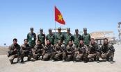 Quân nhân Việt Nam tỏa sáng trên đấu trường quân sự quốc tế