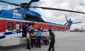 Cấp cứu kịp thời một chiến sỹ bị thương nặng từ quần đảo Trường Sa