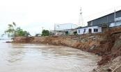 An Giang tạm ứng 24 tỷ đồng tiếp tục khắc phục tình trạng sụp lở Quốc lộ 91
