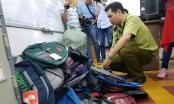 TP HCM: Tạm giữ gần 1000 sản phẩm nghi giả thương hiệu