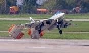 Tranh cãi màn hạ cánh không theo chuẩn của Su-57