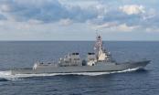 Tàu chiến Mỹ bất ngờ xuất hiện ở Biển Đông