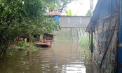 Dân thành phố khốn khổ vì... lội nước ngập