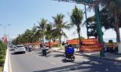 Cư dân nhà ở xã hội Hoàng Quân Nha Trang lại căng băng rôn đòi nhà
