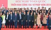 Tư pháp Việt Nam phát triển cùng đất nước