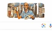 Google vinh danh cố hoạ sĩ tài danh Bùi Xuân Phái