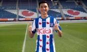 Bầu Hiển: Dù đang chơi cho SC Heerenveen, Văn Hậu sẽ về đá Seagames 30