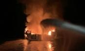 8 người thiệt mạng, 26 người mất tích trong vụ cháy tàu lặn ở bang California, Mỹ
