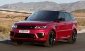 Hơn 14.000 xe sang Range Rover bị lỗi phải triệu hồi