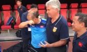 HLV Park Hang Seo bật khóc khi gặp lại cố nhân Guus Hiddink