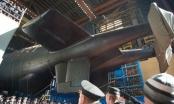 Nga công bố thử nghiệm tàu ngầm mang 6 siêu ngư lôi