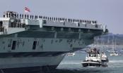 Trung Quốc nổi giận trước kế hoạch quân sự táo bạo của Anh ở Biển Đông