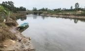 Lo lắng bởi tin cá sấu bơi trên sông Cầu Đông