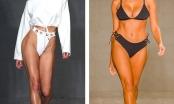 Loạt chân dài 'thiêu đốt' sàn catwalk với những thiết kế bikini nóng bỏng