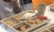 Trường quốc tế bị tố có bữa ăn nhìn muốn khóc: Sở Giáo dục TPHCM vào cuộc