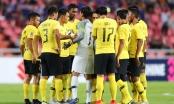 Malaysia triệu tập dàn nhập tịch hùng hậu gặp tuyển Việt Nam