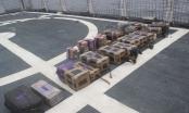 Phát hiện 5,4 tấn cocaine trong tàu ngầm ở Thái Bình Dương