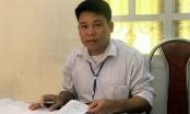 Phú Thọ: Dấu hiệu giả mạo chữ ký một vụ cấp đất