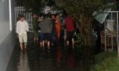 Sau cơn mưa lớn, 3 người bị điện giật tử vong