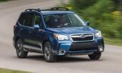 Nguy cơ rò rỉ khí xả, Subaru triệu hồi xe tại Việt Nam