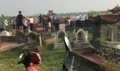 Phát hiện thi thể người phụ nữ tại nghĩa địa, nghi bị sát hại