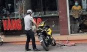 Danh tính đối tượng dùng súng cướp tiệm vàng tại Quảng Ninh.