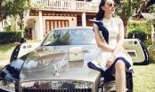 Dàn siêu xe trăm tỷ và hôn nhân đáng ngưỡng mộ của hot girl Việt Angela Chu