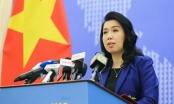 Việt Nam sẵn sàng phối hợp phòng chống khai thác hải sản bất hợp pháp