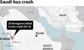 Không có người Việt trong vụ tai nạn xe bus ở Ả rập Xê-út