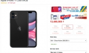 iPhone 11 khóa mạng Mỹ gây sốt ở Việt Nam, giá hơn 13 triệu đồng