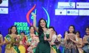 Phạm Ngọc Hà My đăng quang ngôi vị Hoa khôi cuộc thi 'Press Green Beauty 2019'