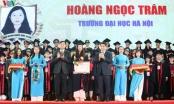 Vinh danh 86 Thủ khoa tốt nghiệp các trường Đại học, Học viện tại Hà Nội