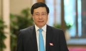 Phó Thủ tướng - Bộ trưởng Ngoại giao nói về diễn biến vụ 39 người trong container tại Anh