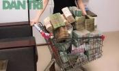 Những vua tiền mặt: Vác bao tải, chở ô tô đầy… tiền đi mua bất động sản