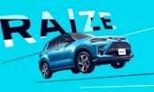 Lộ hình ảnh, thông số xe Toyota Raize 2020