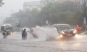 Dự báo thời tiết ngày 3/11: Áp thấp trên Biển Đông, miền Trung mưa lớn