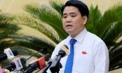 """Sau gần 1 tháng, Chủ tịch Hà Nội """"xin rút kinh nghiệm sâu sắc"""" vụ nước sông Đà"""