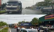 Hàng loạt hung thần xa lộ vô tư vi phạm giao thông