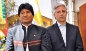 Tổng thống Bolivia và phó tướng đồng loạt từ chức sau 3 tuần tái đắc cử