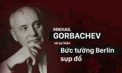 30 năm Bức tường Berlin sụp đổ: Gorbachev và kế hoạch bán CHDC Đức lấy viện trợ cứu cải tổ