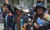 Bolivia: Biểu tình yêu cầu phục chức cho cựu Tổng thống Morales