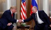 Tổng thống Putin lôi kéo ông Trump tới Nga dự Ngày Chiến thắng