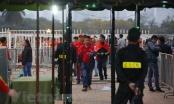 Vé trận Việt Nam-UAE bị làm giả kỹ lưỡng, dễ dàng lọt qua cổng soát vé
