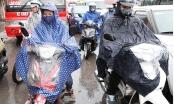 Dự báo thời tiết 18/11, không khí lạnh tràn về, Hà Nội mưa rét
