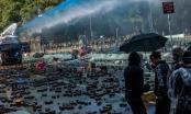 'Các cuộc biểu tình bạo lực đang nhấn chìm đặc khu Hong Kong'