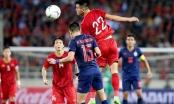 Tuyển Việt Nam bắt đầu bộc lộ nhược điểm từ trận đấu với Thái Lan