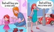 9 sai lầm tai hại khi dạy con cái cha mẹ thường mắc phải