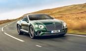 Phiên bản mới Bentley ra mắt mui vải