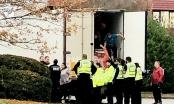 Cảnh sát Anh phát hiện thêm 10 người nhập cư trái phép trên xe tải